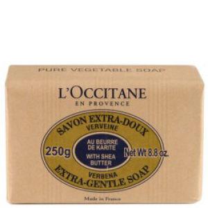 L'OCCITANE SHEA BUTTER SOAP - VERBENA (250G)