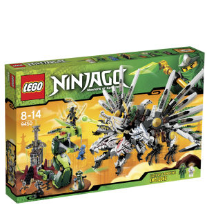 LEGO Ninjago: Epic Dragon Battle (9450)