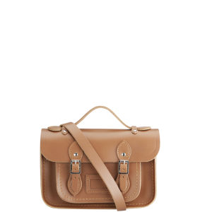 Cambridge Satchel Company Mini Leather Satchel - Vintage