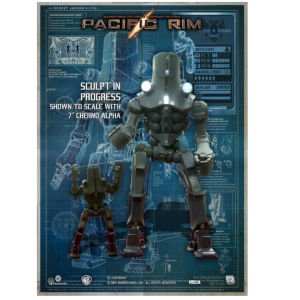 NECA Pacific Rim Cherno Alpha 18 Inch Action Figure