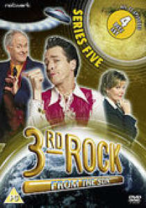3rd Rock From The Sun - Complete Season 5