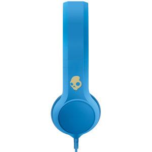 Skullcandy Cassette Kopfhörer mit Mikrofon - Blau