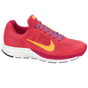Nike Women's Zoom Structure + 17 Running Shoes - Laser Crimson
