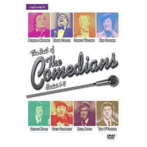Comedians - Series 1-7 - Complete