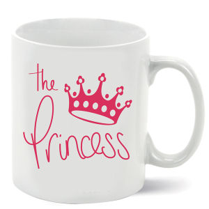 The Royalty Collection - The Princess Mug
