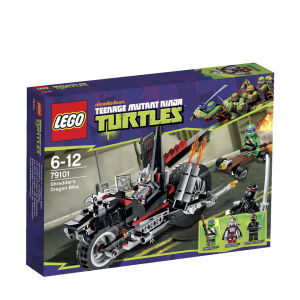 LEGO Ninja Turtles: Shredders Dragon Bike (79101)