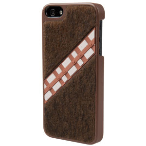 Official Star Wars Chewbacca Collector Case for iPhone 5