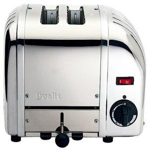 Dualit 20441 Classic Vario 2 Slot Toaster Polished