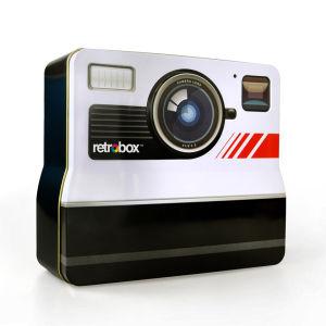Kamera Blechdose
