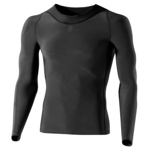 Skins RY400 Compression Long Sleeve Top - Graphite