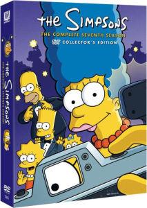 The Simpsons - Seizoen 7 - Compleet