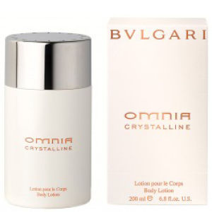 Bvlgari Omnia Crystalline Body Lotion 200ML