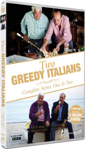 Two Greedy Italians - Series 1 and 2