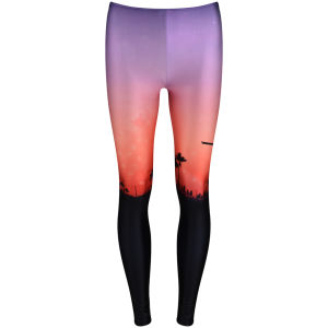 We Are Handsome Women's 'The Landing' Leggings - The Landing