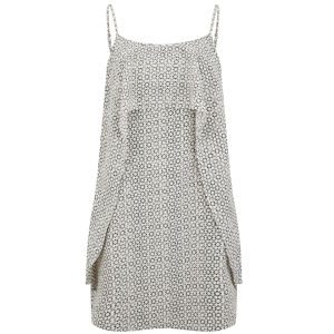 Vero Moda Women's Nugga Layered Dress - White