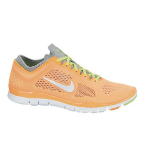 Nike Women's Free 5.0 TR Fit Running Shoes - Atomic Orange