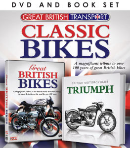 Classic Bikes (Includes Book)