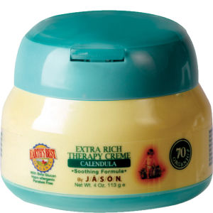 Jason Earth's Best Baby Care Extra Rich Therapy Cream (113G)
