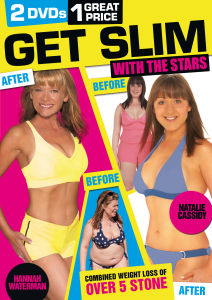 Get Slim with the Stars: Natalie Cassidy - Then and Now Workout / Hannah Watermans Body Blitz