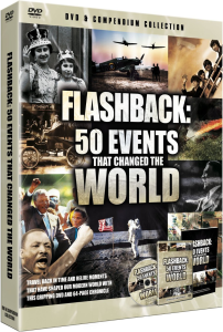 50 Events That Changed The World (Bevat Compendium)