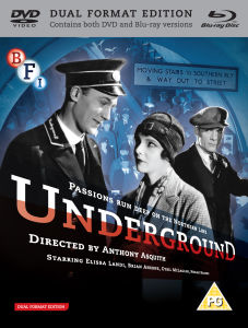 Underground (Dual Format Editie)