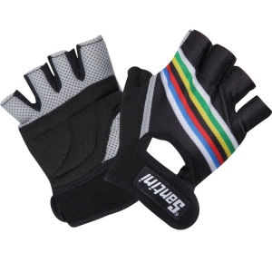 Santini UCI Fashion Race Cycling Gloves - 2013
