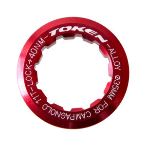 Token Lock Ring - 11 Tooth Campagnolo Cassette