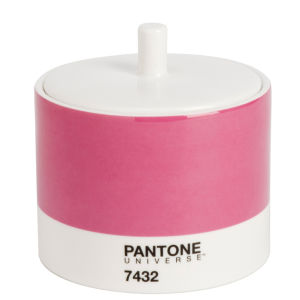Pantone Universe Sugar Bowl - Raspberry Crush 7432