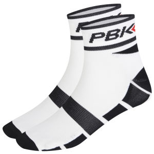 PBK Socks Chess White Cuff