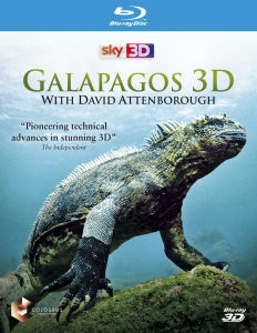 Galapagos with David Attenborough 3D