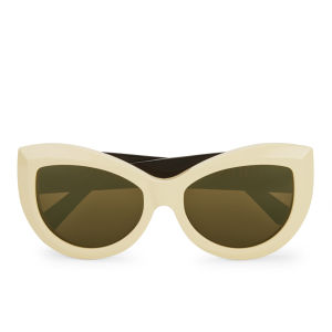 Wildfox Kitten Sunglasses - Cream