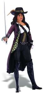 Pirates Of The Caribbean - Super Deluxe Figure Wave 1 Angelica Figure