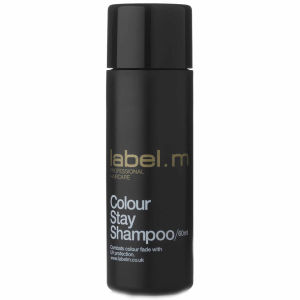 label.m Colour Stay Shampoo Travel Size (60ml)