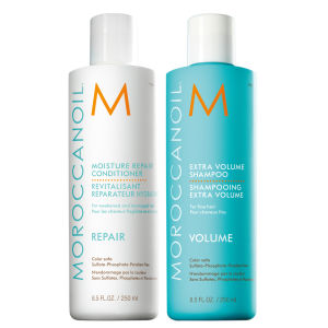 Moroccanoil Moisture Repair Shampoo and Conditioner Duo (2x250ml)