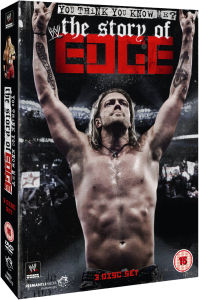 WWE: You Think You Know Me - Story of Edge