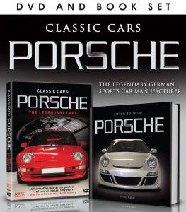 Classic Cars: Porsche (Includes Book)