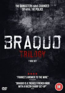 Braquo - Seasons 1-3