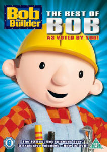 Bob The Builder - The Best Of Bob (includes free sticker sheet)