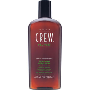 American Crew Tea Tree Body Wash 450ml