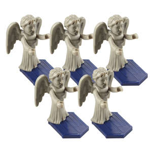Dr Who Character Building Weeping Angel Army Builder Pack