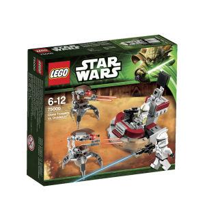 LEGO Star Wars: Clone Troopers vs. Droidekas (75000)