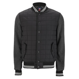 55 Soul Men's Pilot Jacket - Black