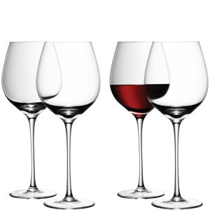 LSA Wine Red Wine Glass - Clear (750ml)
