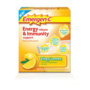 Emergen-C Zitrone Pack (8 Portionen)