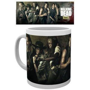 The Walking Dead Season 5 Taza