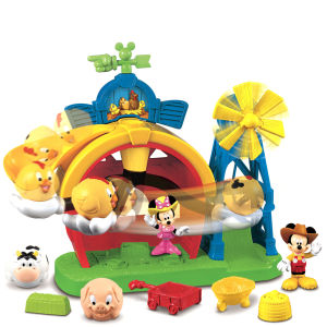 Mickey Mouse Clubhouse Mickeys Farm Playset