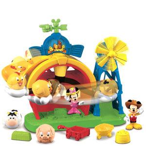 Mickey's Farm Playset