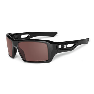 Oakley Men's Eyepatch 2polished Iridium Polarized Sunglasses - Black