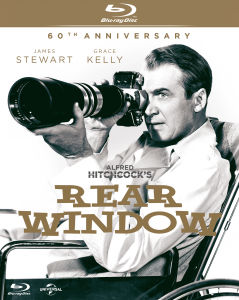 Rear Window - The 60th Anniversary Edition