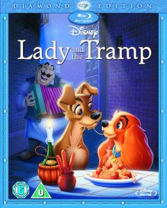 Lady and the Tramp - Diamond Edition